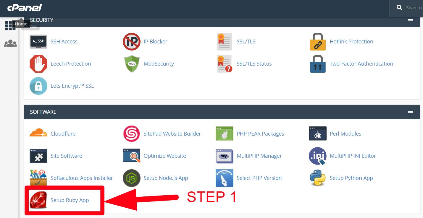 Setup-Ruby-App-Step-2