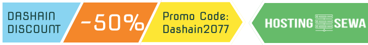 Dashain Web Hosting Offer
